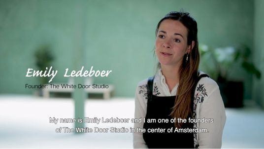 Thumbnail for video testimonial of Emily Ledeboer
